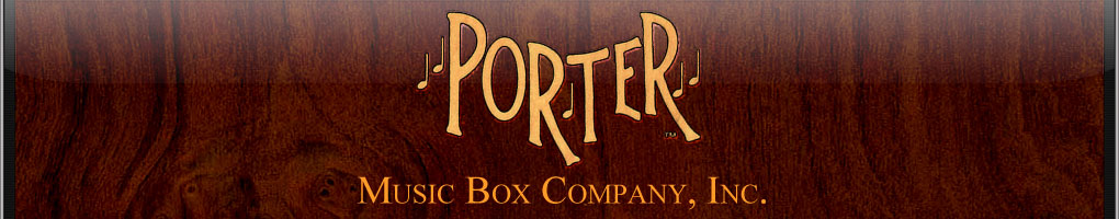 Porter Music Box Company