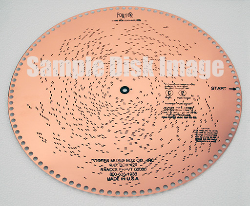 Copper Disk Product Image