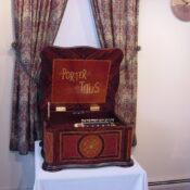 Porter-Titus 15 1/2 Music Box
